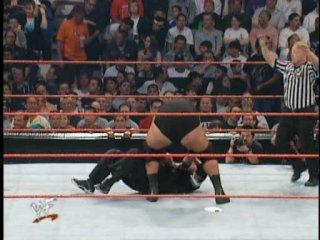 Shane McMahon vs. The Big Show (Backlash 2001)