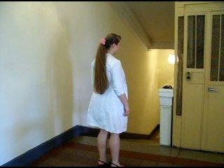 кастинг на конкурс красоты Мисс Белый халат