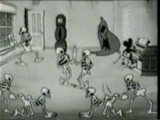 mickey mouse - haunted house