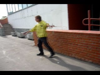 Free Life-Demo clips-Parkour and Freerun-2010