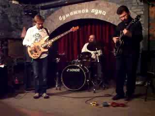 D.G.T. - 500 miles high (bass solo)