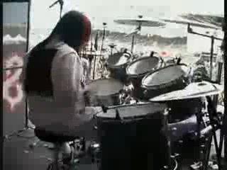 Joey Jordison Eyeless Intro Breakdown