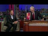 Джейк Джилленхол | Jake Gyllenhaal на шоу Дэвида Литтермана говорит о посещении России