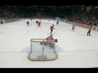 Гол Овечкина Дания - Россия