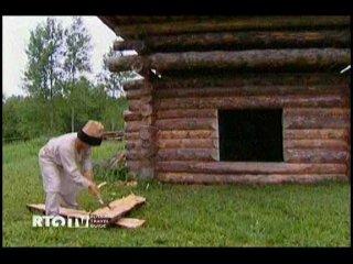 RTG TV - Славянская деревня в Любытино
