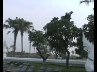 Пляж отеля Дор-шада в Паттайе.