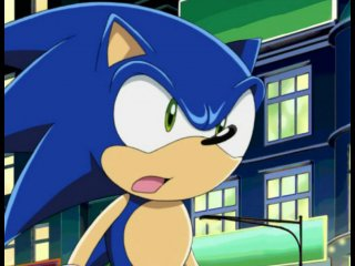 Sonic X ep.34 — Shadow Knows [RUS]