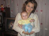 Женя Жидяева, 13 июня 1976, Тюмень, id5176374