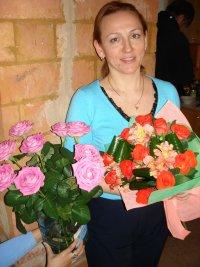 Рисунок профиля (Юлия Борунова)