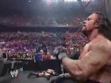 Batista vs Undertaker Backlash 2007 part 2