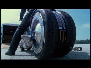 Dodge Tomahawk - Самы быстрый мотоцикл в мире