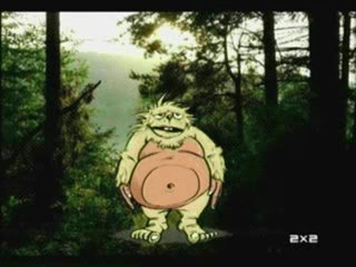 Писикак в лесу