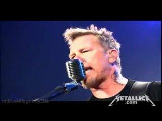 Metallica - Fade To Black (памяти Ронни Джеймса Дио)