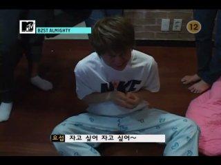 │YoSeob (B2ST) I want to sleep XD│