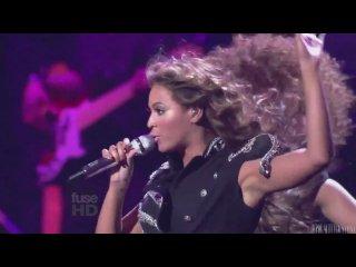 Beyonce - Diva (live на концерте мужа)