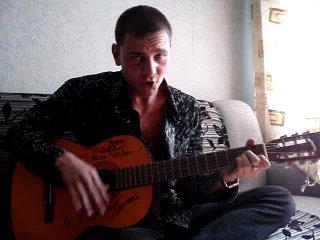 Армейские и дворовые песни под гитару - Милые зеленые глаза