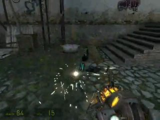 Прохождение Half-Life 2: Lost Coast за 7 минут  SOURSE ENGINE V 7.0 -8.0