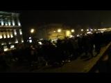 7 декабря. Москва. Акция болельщиков в память о Егоре Свиридове, погибшему в массовой драке с уроженцами Кавказа