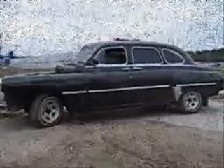 ГАЗ-12 ЗИМ Новая жизнь.