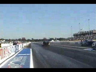 Chris Rado FWD 1400hp Scion tC: 7.34 @ 310 km/h