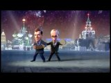 Частушки от пацанов! Путин и Медведев жгут!!! Превед Медвед! :))))