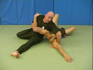 Bas rutten - big dvd of combat vol 4 - chokes and neck cranks