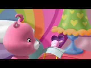 Заботливые мишки спешат на помощь / Care Bears to the Rescue (2010) DVDRip