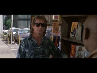 отрывок из фильма Чужие среди нас/ Они живут (They Live) (1988)
