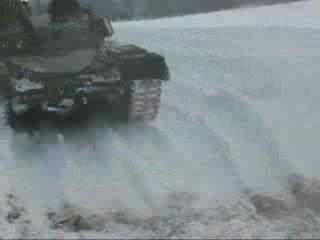 Учебный танкодром Юрьевец