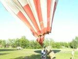03 июля 2010 Кунгур. Как надувают аэростаты.