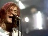 группа Nirvana и Курт Кобейн, песня Smells Like Teen Spirit (live)
