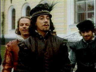 т с Графиня де Монсоро Урок фехтования от короля Франции