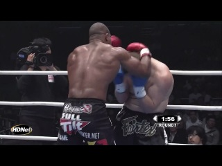 Alistair Overeem vs. Ben Edwards (HD 720)