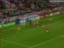 ЧМ-2006. Швеция - Англия (0-1). Гол Джо Коула
