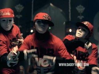 Daddy Yankee - Pose (www.rucaribbean.com)