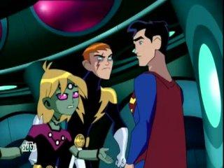 Легион Супергероев 1 сезон 3 серия / Legion of Super Heroes 1x03 [HD]