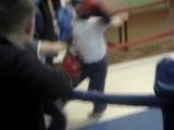 1 место кик боксинг (Данил)