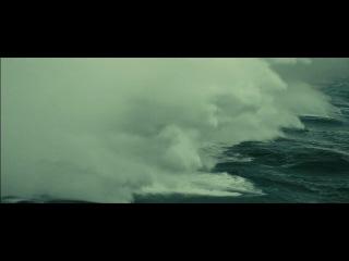 Сильный шторм в океане - смертоносно и невероятно красиво