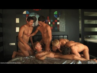 Brandon Manilow, Luke Hamill, Alex Orioli, Ariel Vanean and Sascha Chaykin - Part 1