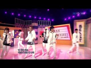 │B2ST (비스트) - Beautiful (Live)│