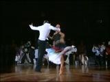 Славик Крикливый и Анна Мельникова - Пасодобль (Япония 2010)