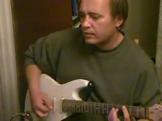 Вадим Глухов гитарист группы СЕКТОР ГАЗА
