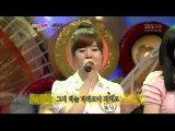 100516 SNSD Tiffany, Sunny - Love Rain