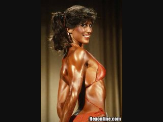 Rachel Mclish - a sexiest fitness woman of 80s