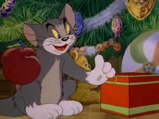 М/ф -Том и Джери - Ночь перед Рождеством!