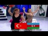 Azeri Kizi Gunel - Biz iki dovlet, bir milletik ( Az - Tr)
