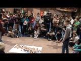 XXL 2010 - Breaking 1/8 (6th)