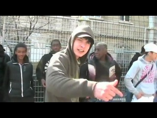 Chechen Rap B-Neuf Feat. M-AK - Dans ma tess » Freewka.com - Смотреть онлайн в хорощем качестве