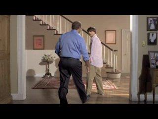 Лес Гроссман (Том Круз из «Солдат неудачи») на съёмках «Рискованного бизнеса»