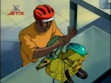 Человек-паук 1994 года ( Сезон 3, Серия 5 ) Неуловимый скейтбордист